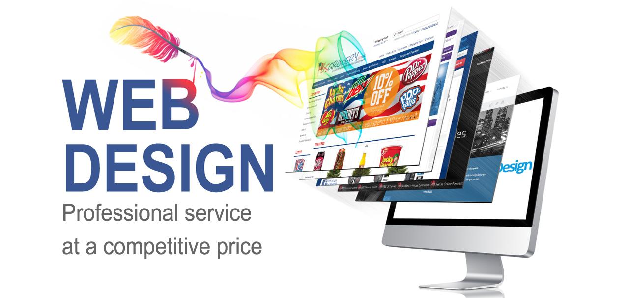 website design and hosting west sussex
